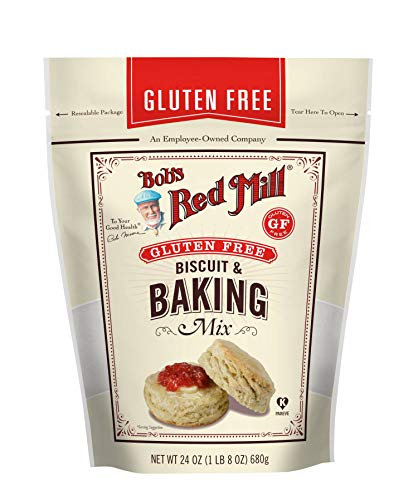 Bob's Red Mill Gluten Free Biscuit & Baking Mix - 24 oz
