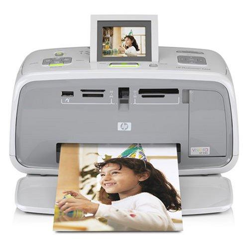 HP Photosmart A616 Compact Photo Printer 4800 DPI (Q7112AABA)