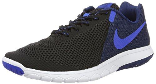 Nike Herren Flex Experience RN 5 Laufschuhe, Grau (Black/Hyper Cobalt/Coastal Blue/White), 42 EU