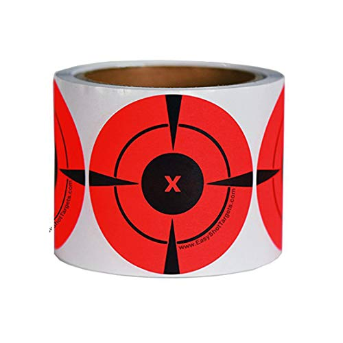 Mikelabo Soft Archery Target Archery & Crossbow Paper Target Faces Archeryrecurvebow Archery Target Board 3 inches in diameter 125 Sheets