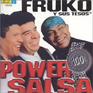 Fruko Power Salsa: Fruko Y Sus Tesos: Amazon.es: Música