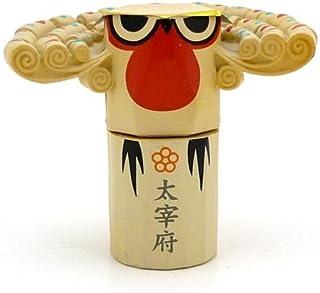 海洋堂 サッポロビール フィギュア版 九州物産展 13 大宰府の木ウソ