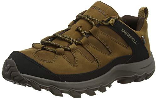 Merrell Ontonagon Peak WP, Chaussure de Marche Homme, Terre, 50 EU