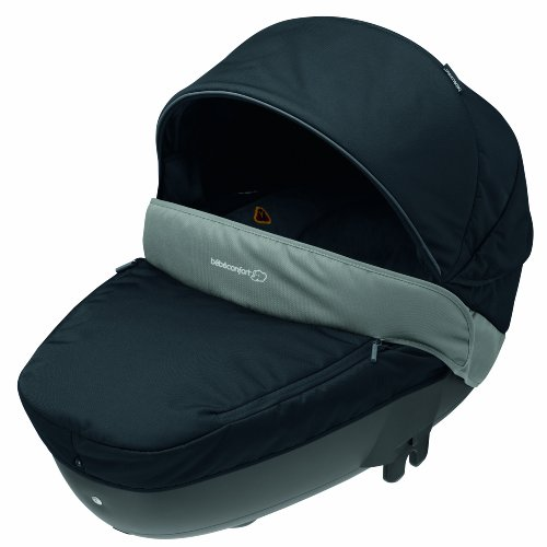 Bebé Confort Windoo Plus - Capazo, color negro
