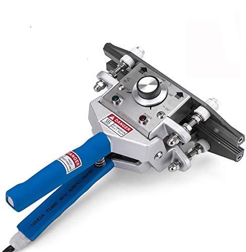 400 mm - Termoselladora para engastar a mano para bolsa de papel de aluminio Kraft, máquina de sellado con calor