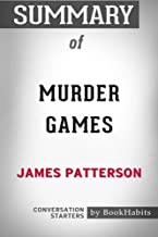 Summary of Murder Games by James Patterson | Conversation Starters