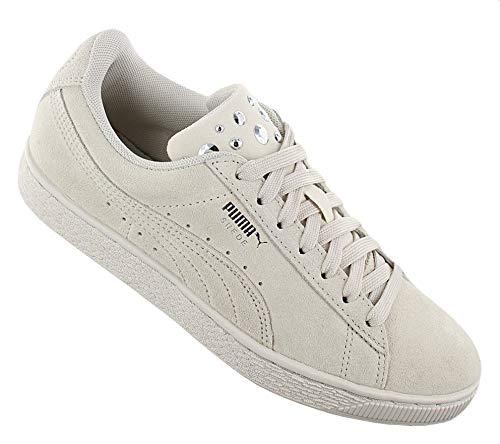 PUMA - Zapatillas de Deporte para Mujer, Color beige, Talla 38 EU