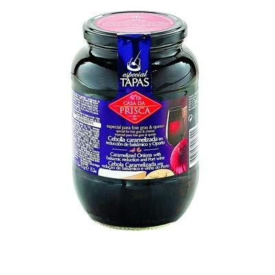 Caramelizada cebolla con vinagre balsámico y vino de Oporto – 900 gr...