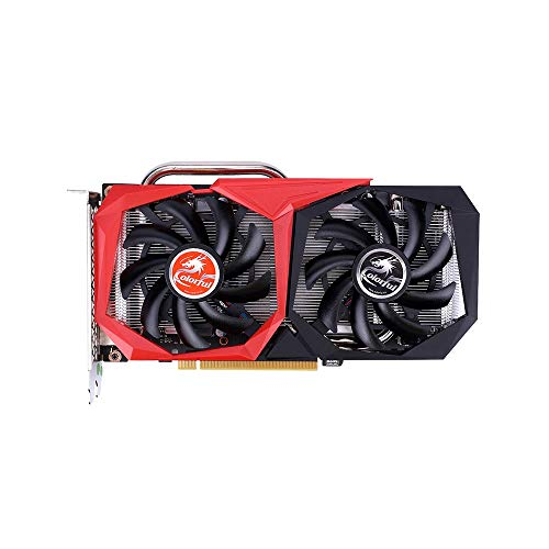 Docooler Colorful Grafikkarte 6G Kapazität GeForce GTX 1660 NB-Chip