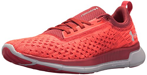 Under Armour Ua W Lightning 2 Zapatillas de Entrenamiento Mujer, Naranja (Brilliance 600), 39 EU