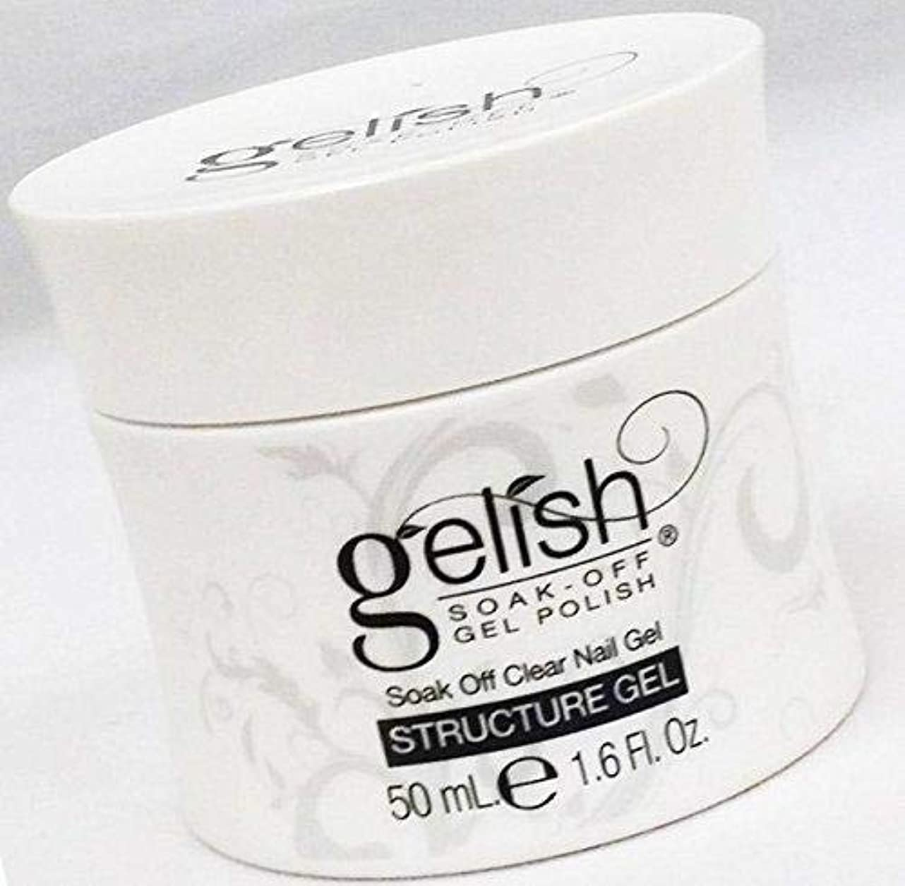 ブレンド除去手段Harmony Gelish Essentials - Structure Gel Building Gel - 50ml / 1.6oz