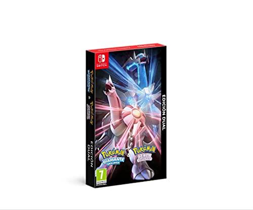 Pokémon Diamante B./Perla R. Pack Doble