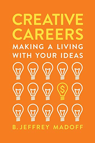 Creative Careers Front Cover