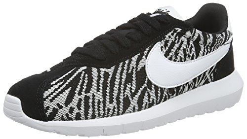 Nike Roshe LD-1000 JCRD, Damen Laufschuhe, Schwarz (Black/White-Black), 38 EU (4.5 Damen UK)