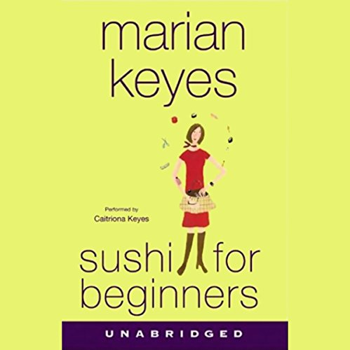 Sushi for Beginners audiobook cover art