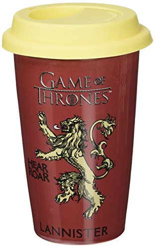 Pyramid International Game of Thrones - Taza De Viaje House Lannister