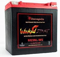 polaris slingshot battery