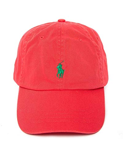 Ralph Lauren - Kappe M Classics RED - Rot, One Size