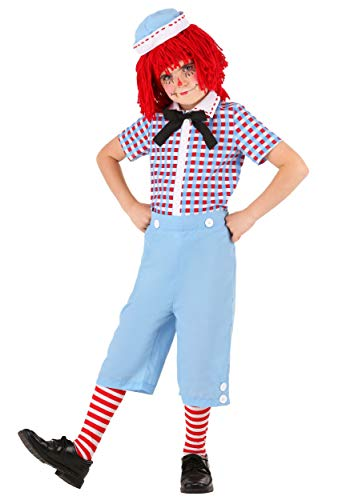 Raggedy Andy Costume for Kids