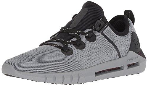 Under Armour Women's HOVR SLK Sneaker, Black (003)/Steel, 9