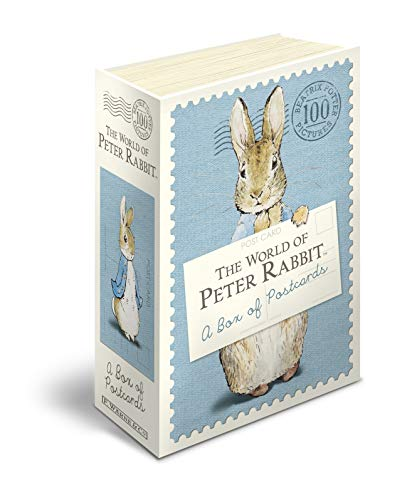 The World of Peter Rabbit: A Box of Postcards: One hundred pictures