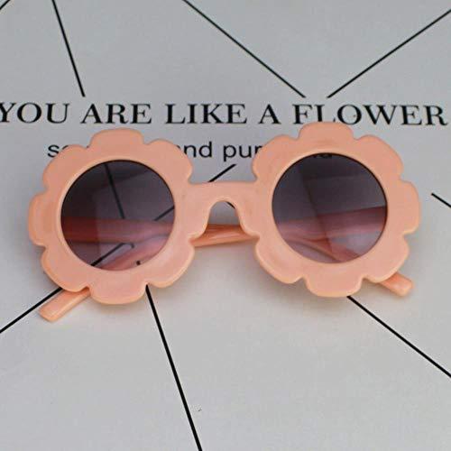 Yhui Child Goggles Meisje Zonnebril Jongen Meisje Kind Klassieke Vintage Leuke Zonnebril