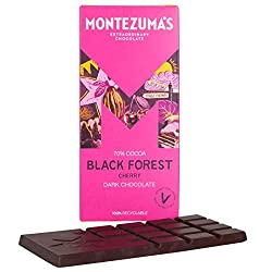 Dark Chocolate contains Cocoa Solids 70% Innovative British chocolate Free from: gluten, colourings, preservatives and GM Suitable for vegans