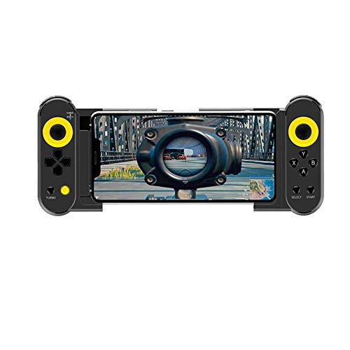 Manette de jeu mobile sans fil Bluetooth pour manette de jeu , Pour PUBG Mobile/Arena Of Valor/Knives Out Android/IOS