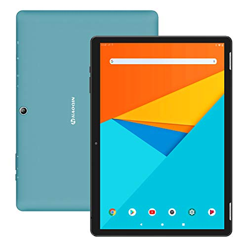 Tablet 10 Pulgadas Android 9.0 - HAOQIN H10 Pro 3G SIM Tablet PC...