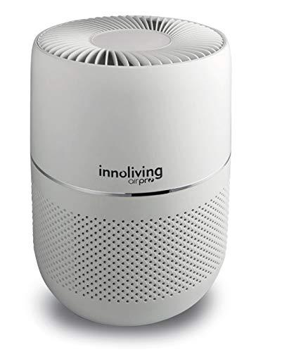 Purificatore d'aria Ercole Plus filtro HEPA e Ioni negativi Smart Wi-fi Innoliving Airpro INN-555