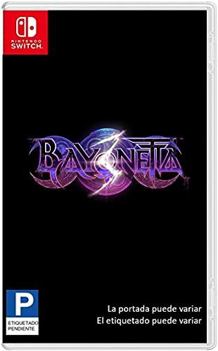 Bayonetta 3 - Nintendo Switch