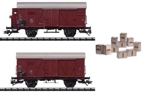 Trix H0 Wagenset M.2 Güterwagen