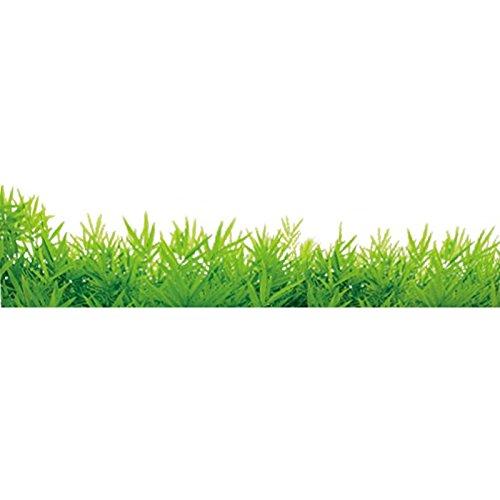 Hacoly Wiese Wandaufkleber Kreativität Wandsticker Glasfenster DIY selbstklebend Aufkleber Wandtattoo Esszimmer Wanddeko Ideal für die Dekoration Ihres Hauses - 50 * 70cm