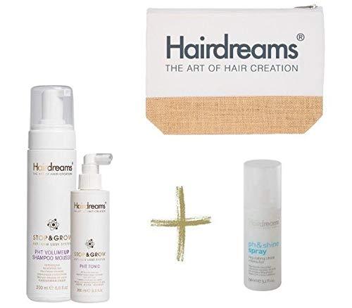 Hairdreams STOP & GROW Set mit GRATIS Beauty Sommertasche