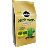 Miracle Gro Patch Magic Grass Seed
