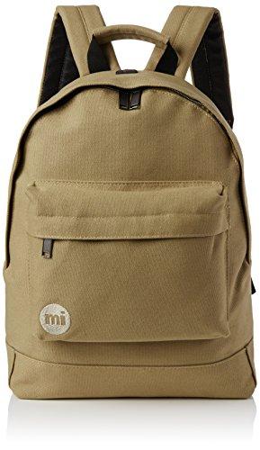 Mi-Pac Premium Canvas Backpack Mochila Tipo Casual, 41 cm, 17 Litros, Sand