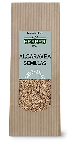 ALCARAVEA SEMILLAS, 100 G HERBER