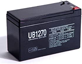 Ultra Tech UT-1270 12V 7Ah Alarm Battery - This is an AJC Brand Replacement