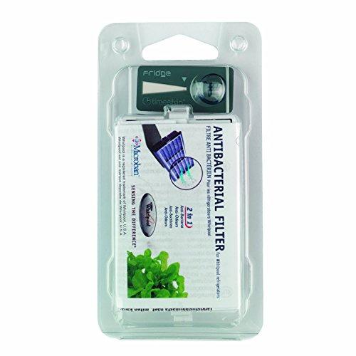 2X Wpro - ANT001 - Filtre Anti-Bactérien pour Combi Whirlpool