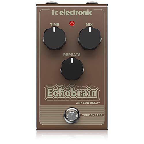 tc electronic アナログ ディレイ Echobrain ANALOG