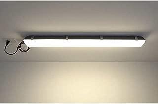 "45"" LED Utility Light with Motion Sensor 4000k 3800 Lumins"