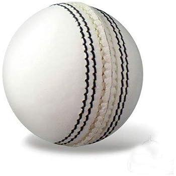 Azone Leather Raisco Bw01 Cricket Ball (White)