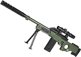 Beauenty AWM Sniper Rifle Manual Toy Gun Water Gun Simulation Gun Crystal Bullets For Children Gift
