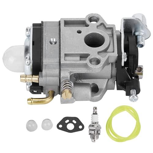 xiji Carburador, Material De Aluminio De Calidad Kit De Carburador Fácil Instalación Fiable para Weedeater para Equipos De Maquinaria