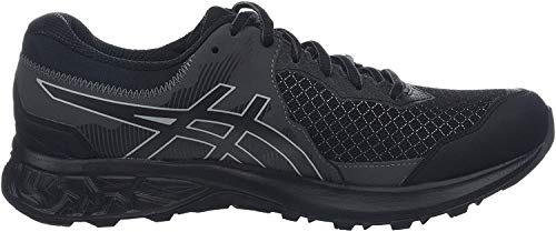 ASICS Mens Gel-Sonoma 4 G-TX Running Shoes, Black, 49 EU
