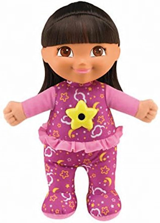 DORA LA EXPLORADORA Dora the Explorer Doll Cu Light and Sound (Mattel ccv82)