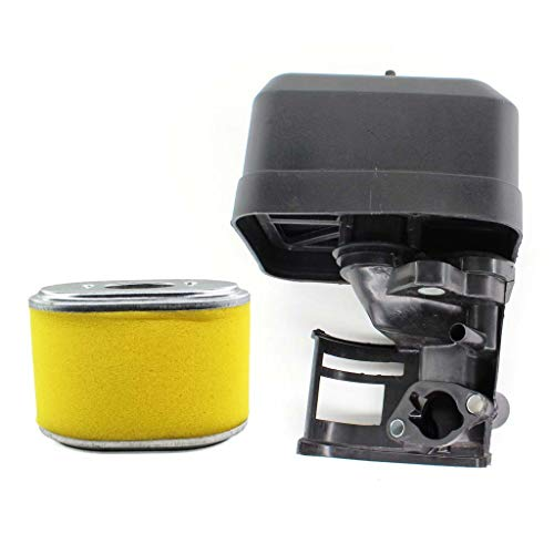 HURI Luftfiltergehäuse & Luftfilter für Scheppach HP1100S & HP1300S Rüttelplatte (Motor G160F G200)