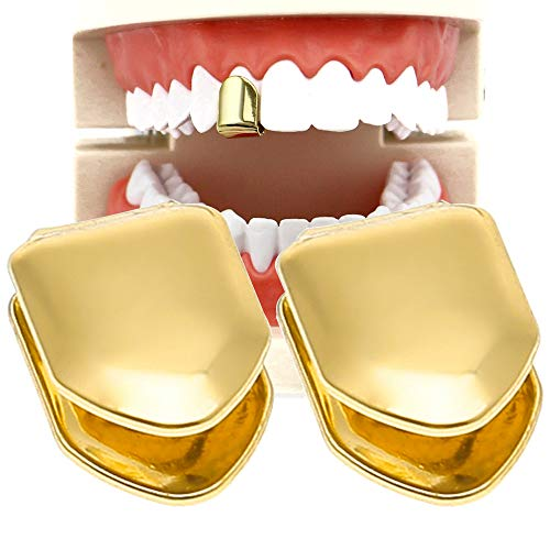 gold caps for teeth - 2