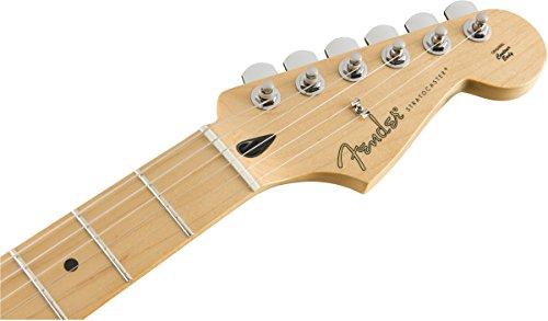 FenderエレキギターPlayerStratocaster®,MapleFingerboard,3-ColorSunburst