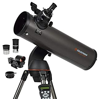 Celestron CE31145-DS NexStar 130 SLT Series Newtonian - Telescopio reflector (importado de Inglaterra) (B0007UQNNQ) | Amazon price tracker / tracking, Amazon price history charts, Amazon price watches, Amazon price drop alerts